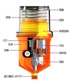 pulsarlube M500递进式供油脂系统