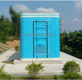海港码头地埋式A3/O-MBBR一体化污水处理设备工艺达标排放