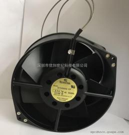全新日本育良IKURA U7556KX-TP 17255 230V 全金属 耐高温风扇