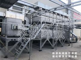 催化燃烧设备 催化燃烧价格 奥鑫环保原厂直售