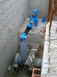 飞瀑水利【新型产品 水力砼自动翻板闸门】品质一流 质量认证