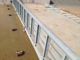 叠梁钢制闸门 附壁式钢制闸门制造安装