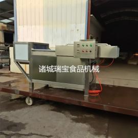 瑞宝QP-600型冻肉切片机 冻鸡肝切片机
