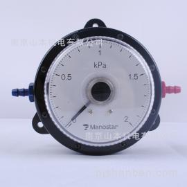 日本山本电机压力表WO81FN2E微差压计 山本电机制作所原装进口