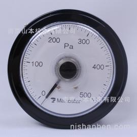 山本电机压力表WO81PCN500D微差压计,日本山本电机制作所进口