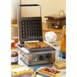 法国ROLLER GRILL GES10 乐侨 进口商用华夫饼机松饼机 可丽饼机