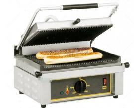 法国乐侨ROLLER GRILL PANINI 商用帕尼尼机 进口三炉面包机
