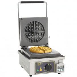 原装法国ROLLER GRILL乐桥圆形华夫炉GES75型松饼机铸铁面板