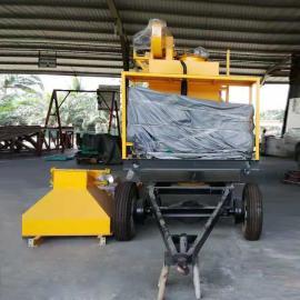 润沃机械生产沥青拌合机 废旧沥青混合料搅拌机