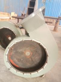 化工厂衬胶防腐风机