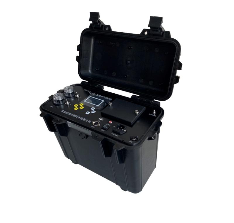 XA-8型智能双路烟气采样器