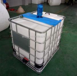 PAC/PAM搅拌桶、500L-1000L搅拌桶、红宇轩制造