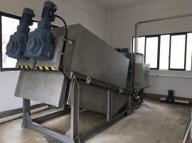 污水处理设备 固液分离设备 污泥脱水机