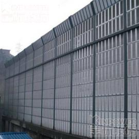 施工隔音墙基础预埋件浇筑方法