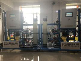 小区饮水消毒设备/小型次氯酸钠发生器选型