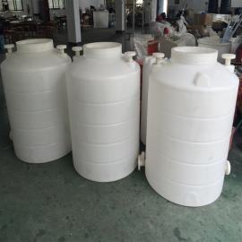 小型PE材质塑料桶 500L家用小型纯水储存水箱