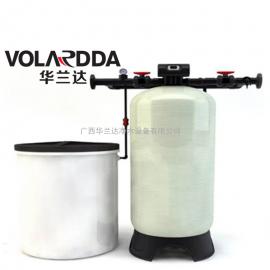 降低水质硬度软化水处理设备 全自动工业用除水垢软水器