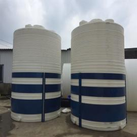 大型40立方储罐|40吨塑料储罐|PE储罐