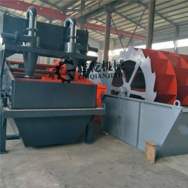 石料厂细沙回收机 志乾厂家现货 打砂机 细沙回收脱水机 洗砂机