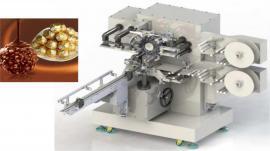 全自动巧克力金莎包装机