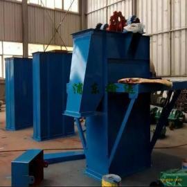 定制NE150型斗式提升机 水泥矿用垂直板链式斗式 -浦东输送