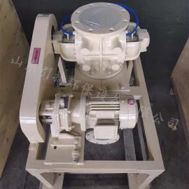 气力输送物料系统设备 气力输送物料罗茨风机 旋转供料器引持