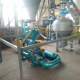 贾恒 旋转供料器气力输送设备粉煤灰输送罗茨风机旋转供料器