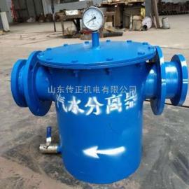 汽水分离器压风管道汽水分离