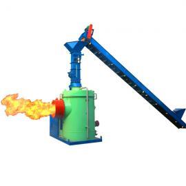 海琦生物质木片燃烧炉 省钱环保规可按需定制 plc控制全自动上料