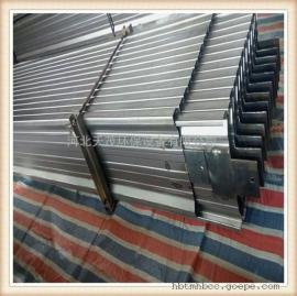 现货电除尘配件480型SPCC阳极板不锈钢极板