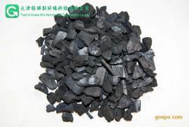 竹炭填料 生物�V池除臭填料 10-30mm