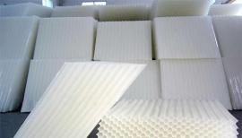 斜管 斜管填料 蜂窝斜管填料 pp材质50孔径