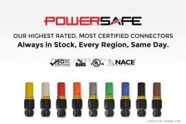 PoweafeSingle Pole Cp3connectoLD-E -GN -S120 -M40A