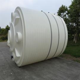 滚塑50吨塑料水箱50吨大吨位塑料水箱聚乙烯水箱