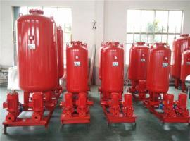 消防增压稳压给水设备技术