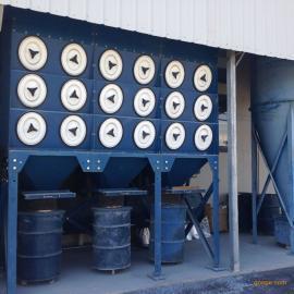 喷漆车间滤筒除尘器