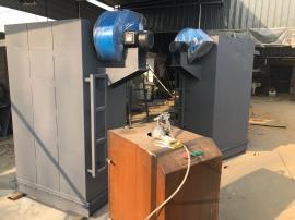 木工中央除尘器脉冲滤筒式除尘器家具厂除尘设备 鑫业环保