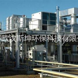 电絮凝气浮设备 电解气浮机 工业废水处理设备