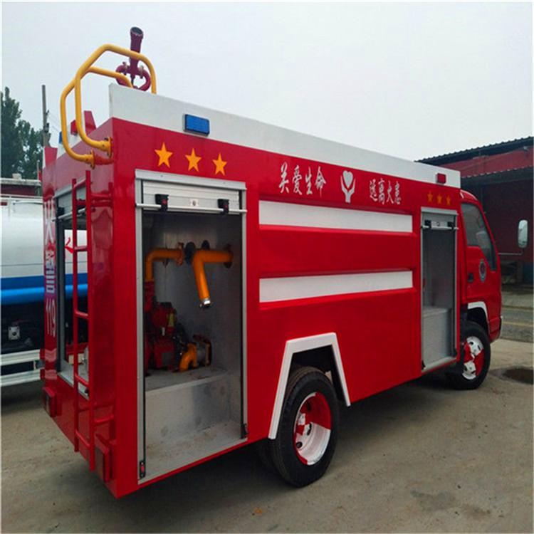 正规水罐消防车