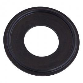 氟橡胶密封垫圈卡箍快装接头配套密封圈耐高温耐腐蚀耐溶剂