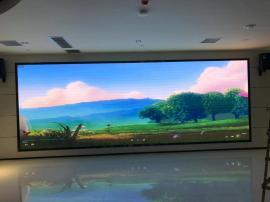 P1.8高清4KLED全彩屏P1.875LED显示屏需要做多大尺寸