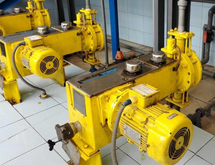 米顿罗MBH备件包计量泵