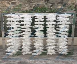 沉淀池污泥过滤组合性填料