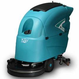 全自动手推商超用洗地机