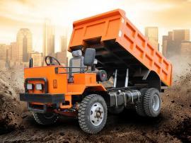 石寺窄体地下运矿车厂家四驱多少钱 矿山四不像拖拉机运输矿石
