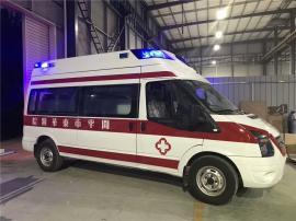 120救护车急救车小型急救车价钱