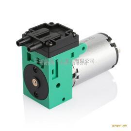 微型真空泵 12v小型气泵 负压泵 气体采集电动泵 无油打气泵