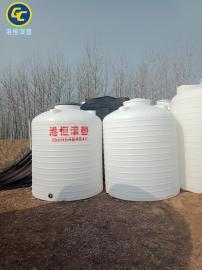 纯熟料塑料水箱5吨大型塑料桶 双氧水储罐 储罐容器