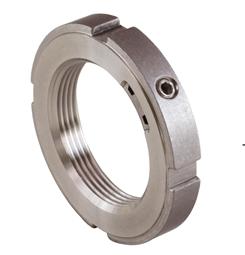 Maeldler 锁紧螺母 KMK-R 传动轴螺母 不锈钢