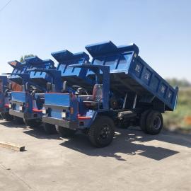 地下矿山自卸车 7吨窄体井下矿用运输车 四不像运矿车
